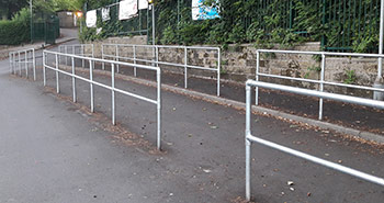 Guardrail runs