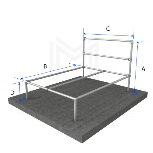 Basic Bed Frame Queen Dimensions