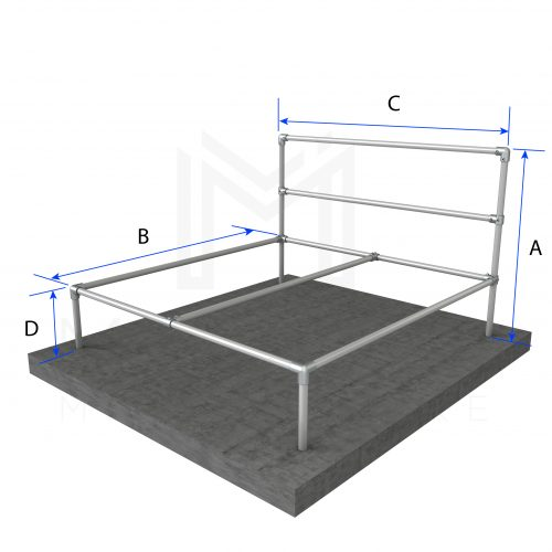 Bed Frame King Dimensions