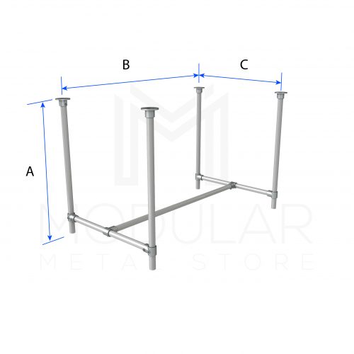 Basic Table Frame Dimensions