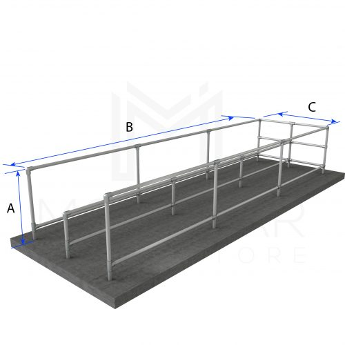 Double Trolley Bay Dimensions