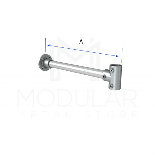 Shelf Single Assembly Dimensions