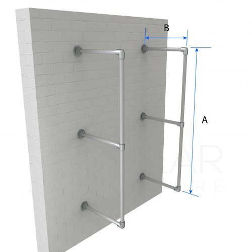 Shelf Wall Mounted Dimensions