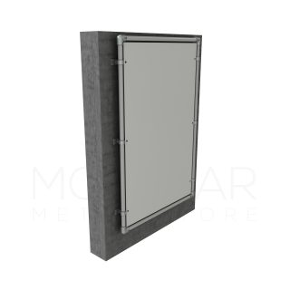 Wall Mounted Sign Frame With Sign_PhysCamera001 (0-00-00-00)